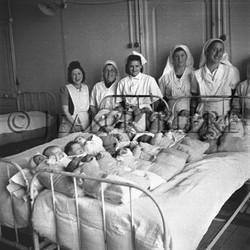 L'hôpital : le baby-boom