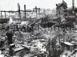 Bombardement de la gare