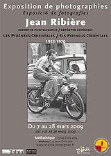 Les Pyrénées-Orientales – 1955-1970 – Jean RIBIERE, reporter-photographe