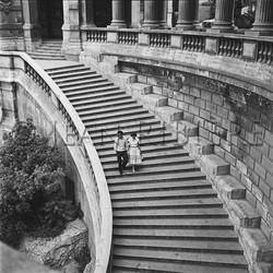 Palais Longchamp: escalier d'honneur