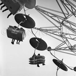 Fête foraine: les soucoupes volantes