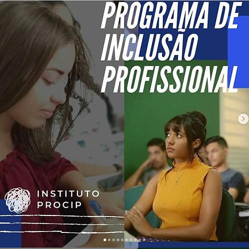 PROJETO DE INCLUSÃO PROFISSIONAL