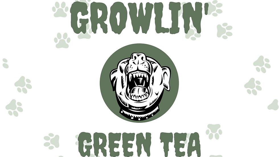 Growlin' Green Tea - 50ml