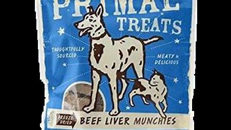 Pork Liver Munchies (2oz)