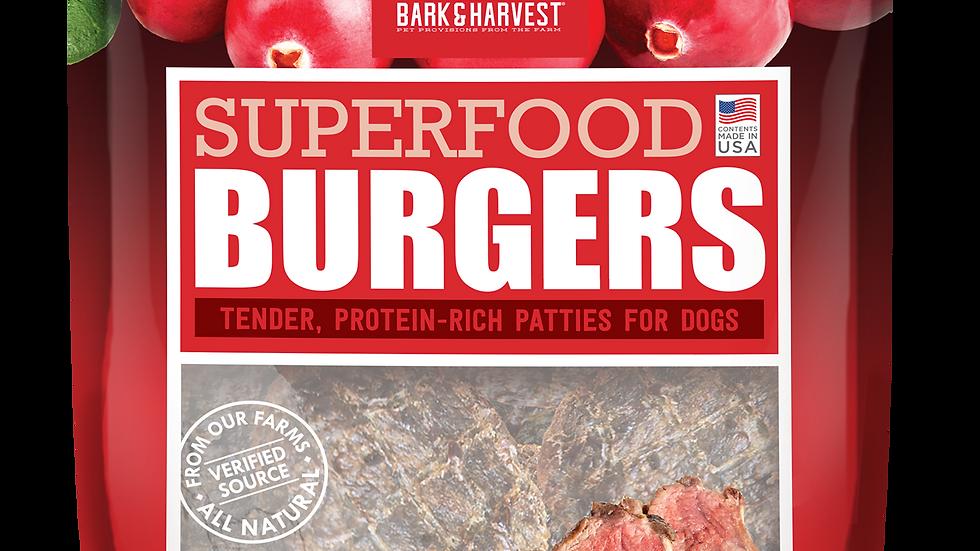 Superfood Burgers - Lamb & Cranberry (6oz)