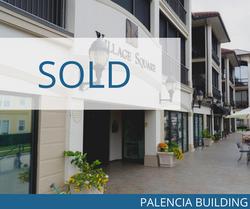 PALENCIA BUILDING SOLD