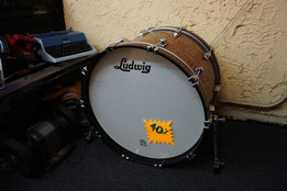 Limited Edition Ludwig Drum Set