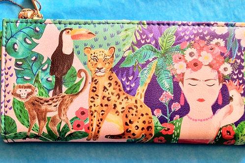 Frida Khalo Wallet, Beautiful Frida Khalo Gift