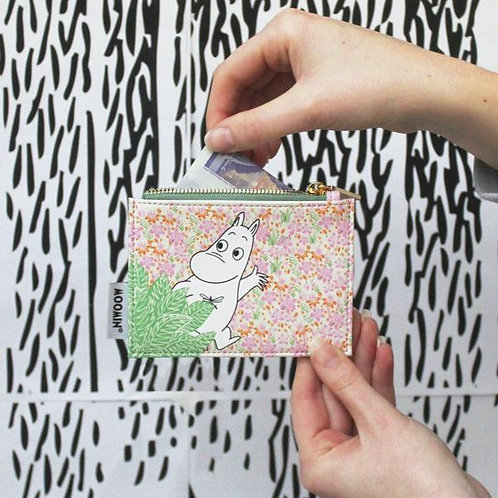 Moomin Ditsy Purse, Moomin Coin Purse, Moomin Gifts