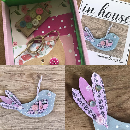 Bird Craft Kit by In-house Designs