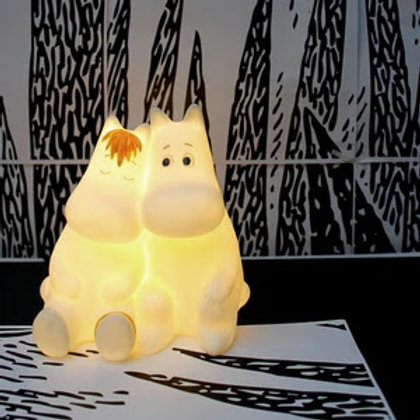 Moomin and Snorkmaiden L.E.D. Light, The Moomins,