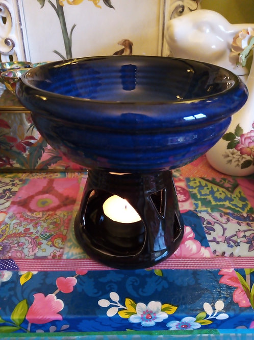 Deep Bowl Oil Burner, Wax Melts Burner