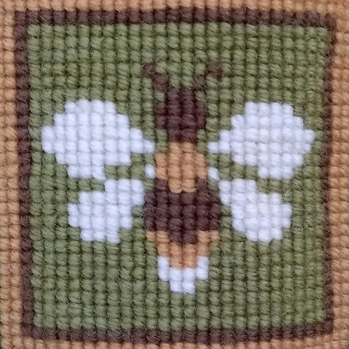 Animal Fayre Designs  Bee Tapestry Mini-Kit