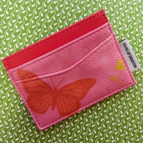 Butterfly Card Wallet, House of Disaster, Card Holder
