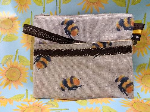 Little Bee Clutch Bag