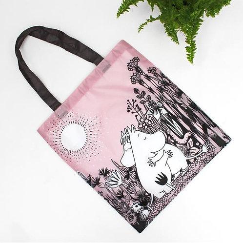 Moomin Eco Fold Up Shopper, Moomin Bag