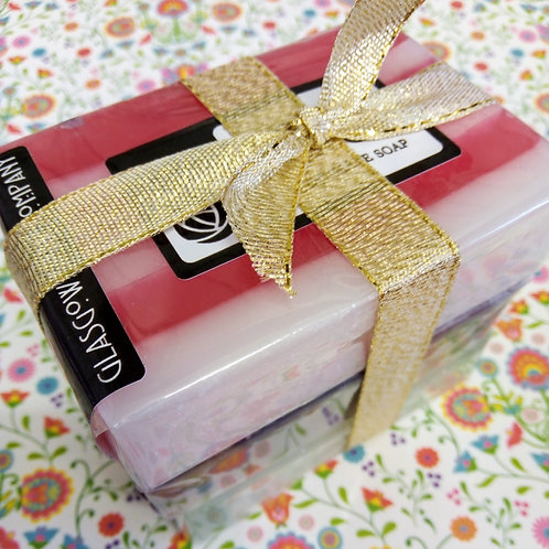 Fun Selection of Glasgow Soap Company Soaps, Three pack
