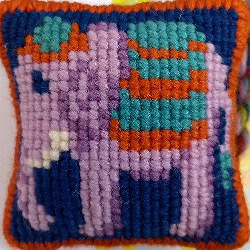Animal Fayre Designs Elephant Tapestry Mini-Kit