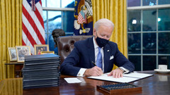 President Joe Biden Executive Order On Immigration