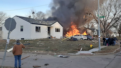 One dead, two critically injured in Omaha house explosion