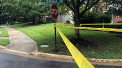 Officer stabbed in the leg during fight in Prince George County