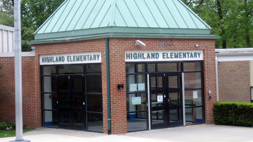 Man Murdered in Highland Elementary Parking Lot in Wheaton, MD