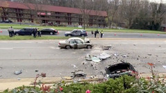 Kid killed in a collision, 3 Other  critically wounded in Fairfax County, VA