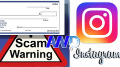 Two Suspects Arrested for Committing Check Scam via Instagram in Montgomery County