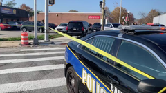 Baltimore Police Officer shot in West Baltimore