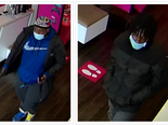 Police Investigate Theft of Phones from T-Mobile Stores in Wheaton; Surveillance Video of Suspects