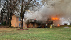 Dog and Cat died in a House Fire In Frederick County, MD