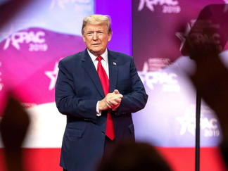 Former President Trump to speak at CPAC in first public appearance after leaving office
