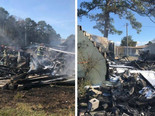 1 killed After a small plane crash on Garage in Virginia