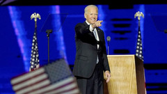 President Donald Trump gives the OK for GSA to officially recognized Biden as president-elect