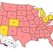 "39 states on ""high risk"" of coronavirus"