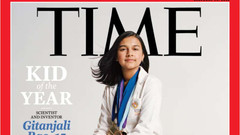 "TIME Gives First-Ever ""Kid Of The Year"" To Teenage Scientist & Activist"