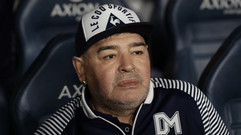 Football legend Diego Maradona has died from a heart attack. He turned 60 years old in October