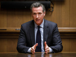 California Gov. Gavin Newsom and his family is quarantining after exposure to COVID-19