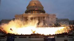 Trump's Supporters Storm U.S Capitol