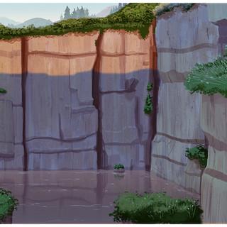 River Cliff