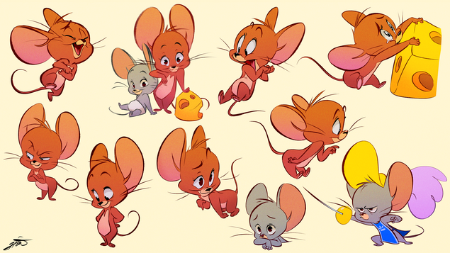 Jerry & Nibbles