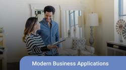 Modern Business Application