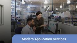 Modern Application Services