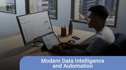 Modern Data Intelligence and Automation