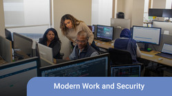 Modern Work and Security