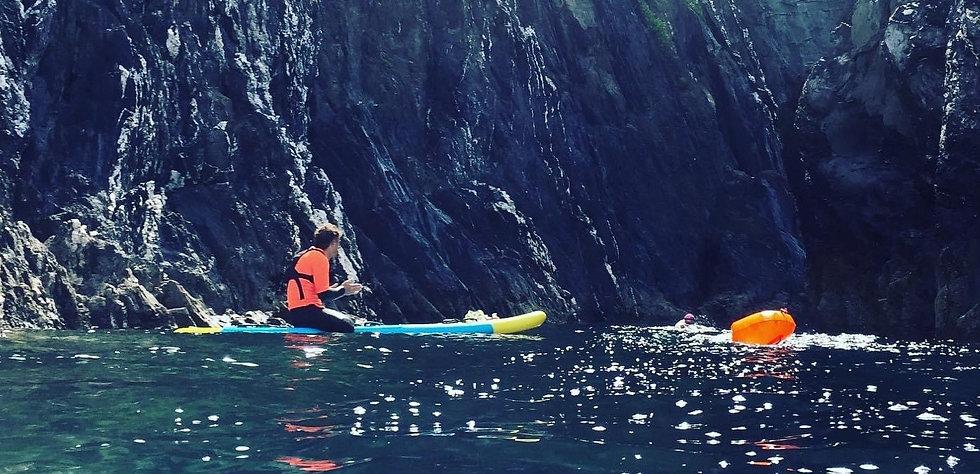 coast to coast water safety, burgh island