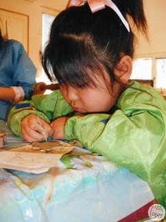 Radionica pravljenja u glini za decu