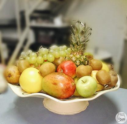 Tanjir za voće