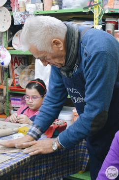 Radionica - Bake i deke sa unucima