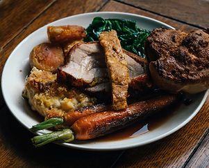 sunday roast at home hertford